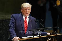 Nhà Trắng bảo vệ Tổng thống Donald Trump trước sức ép từ đảng Dân chủ
