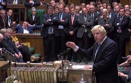 'Canh bạc'bầu cử sớm của Thủ tướng Boris Johnson
