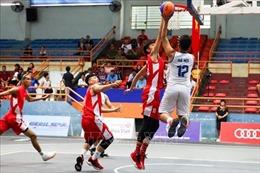 Bế mạc giải bóng rổ U23 3x3 quốc gia