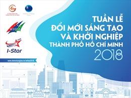 Hơn 30 sự kiện trong Tuần lễ Đổi mới sáng tạo và khởi nghiệp tại TP Hồ Chí Minh