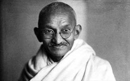 Đề cao di sản của lãnh tụ Ấn Độ Mahatma Gandhi