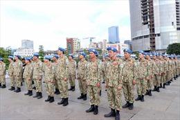 Chuẩn bị nguồn nhân lực tham gia lực lượng gìn giữ hòa bình Liên hợp quốc