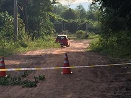 Hai đối tượng dùng dao gây thương tích rồi cướp tài sản của lái xe taxi