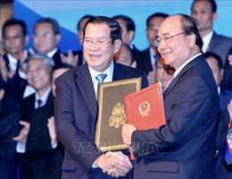 Bước tiến mới trong giải quyết hòa bình đường biên giới lãnh thổ Việt Nam-Campuchia