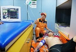 Cứu sống bệnh nhân bị tai biến, trụy tim mạch khi lặn ở độ sâu 30m