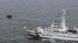 Tàu đánh cá Triều Tiên va chạm với tàu tuần tra bờ biển của Nhật Bản