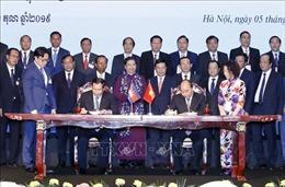 Truyền thông Campuchia đánh giá cao kết quả chuyến thăm Việt Nam của Thủ tướng Hun Sen