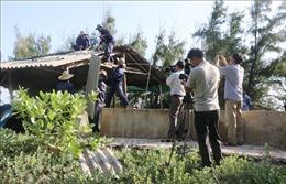 Phú Yên cưỡng chế các công trình nuôi tôm chiếm đất do Nhà nước quản lý