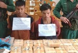 Phá chuyên án ma túy lớn nhất từ trước đến nay trên tuyến biên giới Quảng Bình