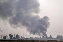 Thổ Nhĩ Kỳ tấn công người Kurd ở Syria: EU yêu cầu Thổ Nhĩ Kỳ chấm dứt các hành động quân sự đơn phương