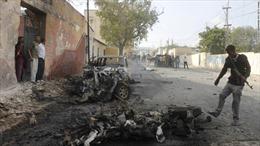 Ba quả pháo cối rơi trúng sân bay quốc tế tại Somalia, 6 người bị thương