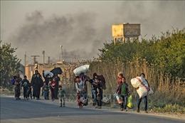 Viện trợ nhân đạo bị đình trệ hoàn toàn khi Thổ Nhĩ Kỳ tấn công người Kurd