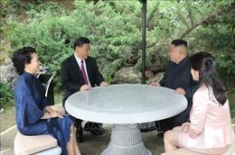 Giới chức quân đội Triều Tiên, Trung Quốc khẳng định hợp tác song phương