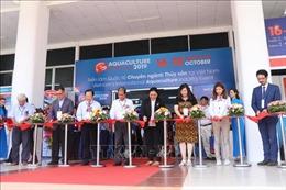 Trên 100 doanh nghiệp tham gia triển lãm quốc tế nuôi trồng thủy sản