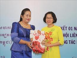 Phụ nữ 2 tỉnh Gia Lai và Stung Treng tăng cường hiểu biết về truyền thống, bản sắc văn hóa
