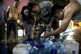 Hà Nội: Khẩn trương khắc phục hậu quả nguồn nước ô nhiễm