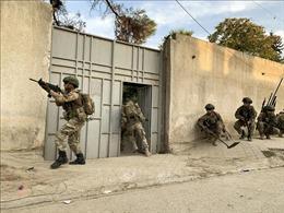 Quân đội Thổ Nhĩ Kỳ tiếp quản thị trấn Ras al-Ain