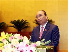 Thủ tướng Chính phủ trả lời chất vấn về việc triển khai đầu tư phát triển văn hóa