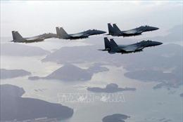 Hàn Quốc và Nga triển khai thiết lập đường dây nóng không quân
