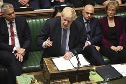 Thủ tướng Anh đề nghị bầu cử sớm nếu muốn trì hoãn Brexit