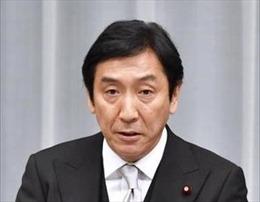 Bộ trưởng Thương mại Nhật Bản từ chức vì bê bối tiền và hoa viếng đám ma