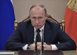 Lãnh đạo Nga, Đức điện đàm về vấn đề Syria và khí đốt