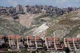 Israel thông qua kế hoạch xây hơn 2.300 nhà định cư ở Bờ Tây