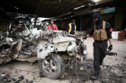 Đánh bom tại miền Bắc Syria, ít nhất 22 người thương vong