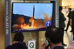 Lầu Năm Góc đang nghiên cứu vụ phóng vật thể bay mới nhất của Triều Tiên