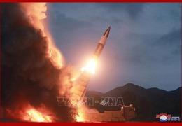 Hội đồng an ninh quốc gia Nhật Bản họp khẩn về vụ phóng tên lửa của Triều Tiên