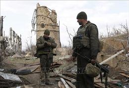 Ukraine lên kế hoạch rút thêm quân ở miền Đông