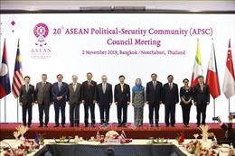 Phó Thủ tướng, Bộ trưởng Ngoại giao Phạm Bình Minh dự Hội nghị APSC-20 và Hội nghị ACC-24