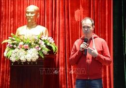 'Cha đẻ' trò chơi Angry Birds truyền cảm hứng khởi nghiệp cho giới trẻ Đà Nẵng