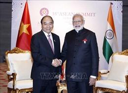 Quan hệ Đối tác Chiến lược toàn diện Việt Nam - Ấn Độ phát triển mạnh mẽ