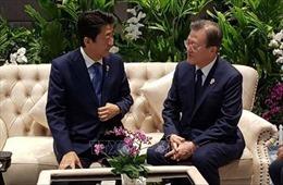 Hàn Quốc đề xuất giải pháp giải quyết căng thẳng với Nhật Bản