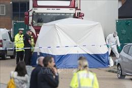 Vụ 39 thi thể trong xe tải ở Anh: Đã thông báo riêng về nhân thân tới từng gia đình nạn nhân