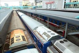 Ngành đường sắt thông tin về việc chưa dừng hoạt động tàu liên vận quốc tế đi Trung Quốc