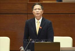 Kỳ họp thứ 8, Quốc hội khóa XIV: Bộ trưởng các Bộ: Công thương, Nội vụ đăng đàn trong ngày thứ hai chất vấn và trả lời chất vấn