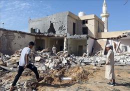 Liên hợp quốc tố cáo Jordan, Thổ Nhĩ Kỳ và UAE vi phạm lệnh cấm bán vũ khí cho Libya