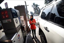 Giá dầu tăng trước thông tin tích cực về đàm phán thương mại Mỹ - Trung