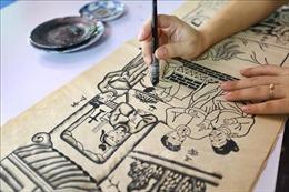Bảo tồn, phát huy giá trị làng tranh Đông Hồ: Bài cuối: Gìn giữ, tôn vinh, phát triển làng nghề