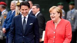 Italy và Đức cam kết giải quyết vấn đề di cư và những thách thức của EU