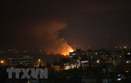 Tấn công gần Đại sứ quán Liban tại Damascus, ít nhất 8 người thương vong