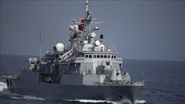 Tập trận hải quân đa quốc gia kéo dài 12 ngày tại Đông Địa Trung Hải