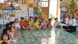 Những thầy cô ươm mầm tương lai trên đảo Bạch Long Vỹ