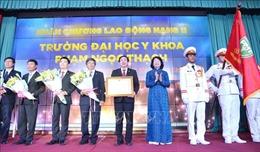 Phó Chủ tịch nước dự Lễ kỷ niệm 30 năm thành lập Trường ĐH Y khoa Phạm Ngọc Thạch