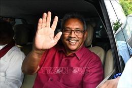 Ông Gotabaya Rajapaksa nhậm chức Tổng thống Sri Lanka