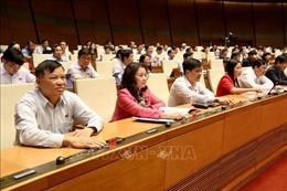 Quốc hội thông qua dự thảo Luật Thư viện