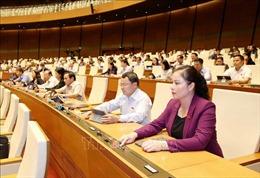 Kỳ họp thứ 8, Quốc hội khóa XIV: Thông cáo báo chí số 26