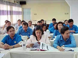 Phát huy vai trò của Tổ chức công đoàn trong thực thi các tiêu chuẩn lao động quốc tế